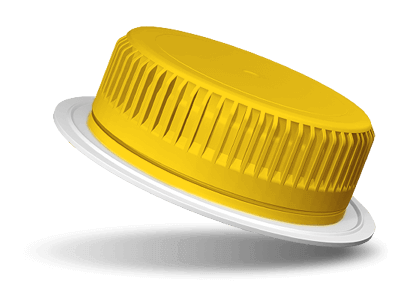 Cap yellow