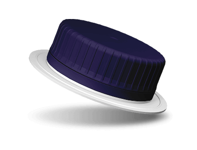 Cap dark-blue