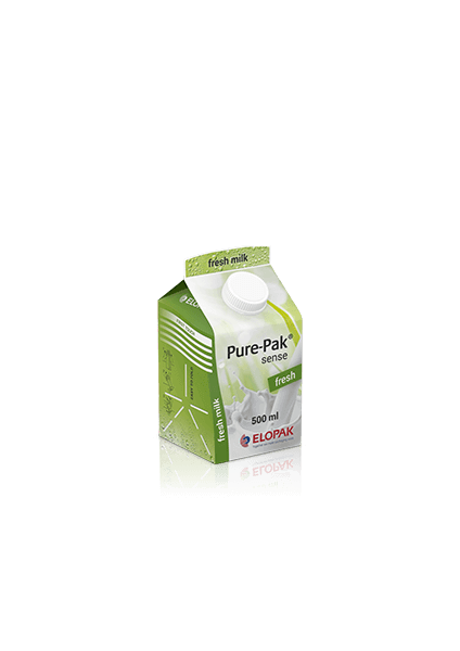 Pure-Pak Sense Mini fresh milk