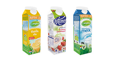 Friesland Campina Packages